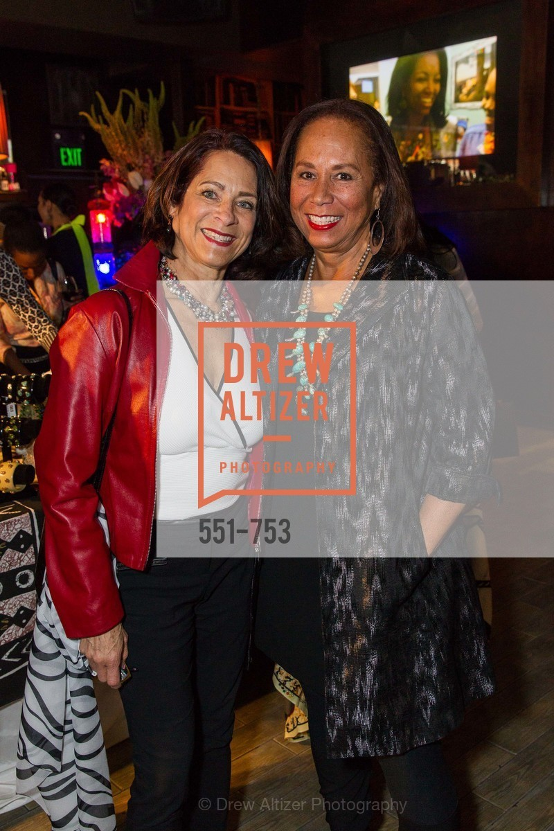 Sylvia Mestayer-Collins, Schyleen Qualls, INSPIRED LUXE Launch Party Hosted by Denise Bradley Tyson, US, Matrix Fillmore, May 28th, 2015,Drew Altizer, Drew Altizer Photography, full-service agency, private events, San Francisco photographer, photographer california