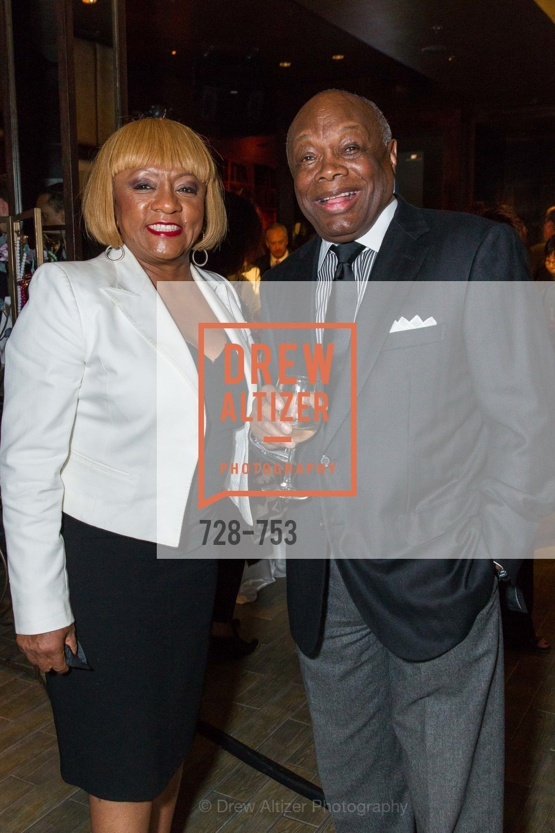 Brenda Wright, Willie Brown, INSPIRED LUXE Launch Party Hosted by Denise Bradley Tyson, US, May 28th, 2015,Drew Altizer, Drew Altizer Photography, full-service agency, private events, San Francisco photographer, photographer california
