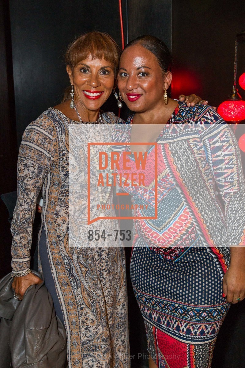 Vianna Briscoe, Karla Briscoe, INSPIRED LUXE Launch Party Hosted by Denise Bradley Tyson, US, Matrix Fillmore, May 28th, 2015,Drew Altizer, Drew Altizer Photography, full-service agency, private events, San Francisco photographer, photographer california