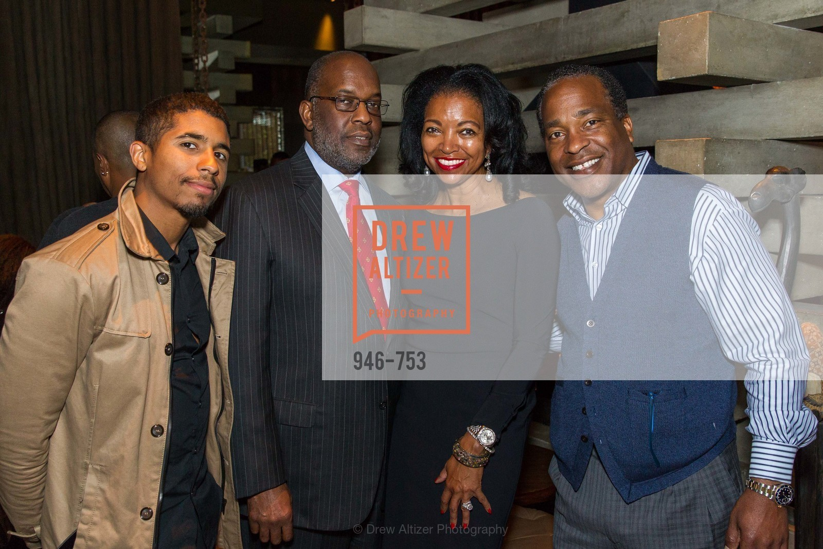 Chris Lyons, Bernard Tyson, Denise Bradley Tyson, INSPIRED LUXE Launch Party Hosted by Denise Bradley Tyson, US, Matrix Fillmore, May 28th, 2015,Drew Altizer, Drew Altizer Photography, full-service agency, private events, San Francisco photographer, photographer california