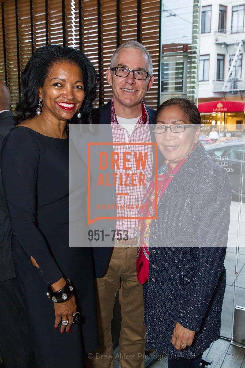 Denise Bradley Tyson, Chris Wagner, Lillian Wagner, INSPIRED LUXE Launch Party Hosted by Denise Bradley Tyson, US, Matrix Fillmore, May 28th, 2015,Drew Altizer, Drew Altizer Photography, full-service agency, private events, San Francisco photographer, photographer california