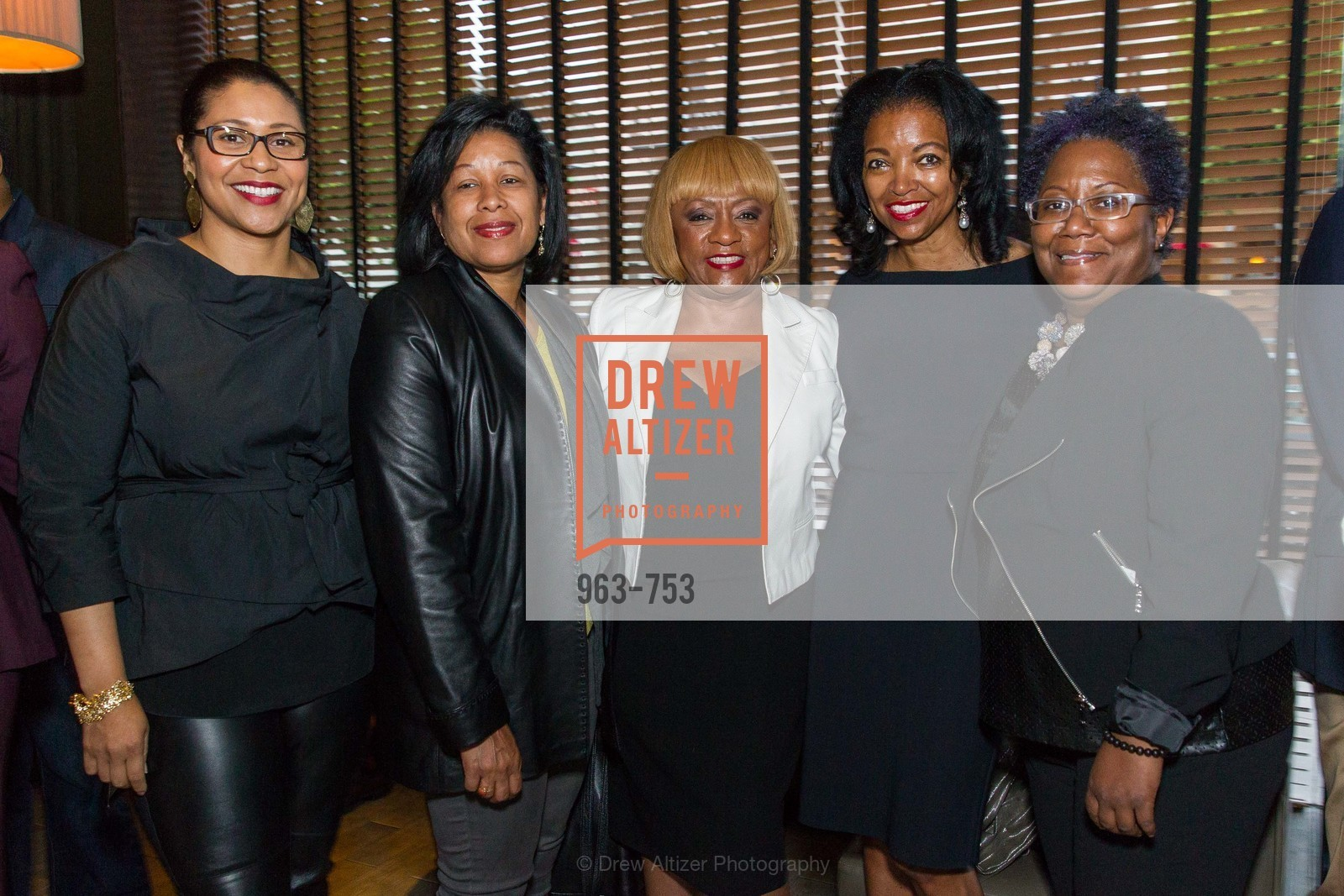 London Breed, Kimberly Brandon, Brenda Wright, Denise Bradley Tyson, Joyce Dyson, INSPIRED LUXE Launch Party Hosted by Denise Bradley Tyson, US, May 28th, 2015,Drew Altizer, Drew Altizer Photography, full-service agency, private events, San Francisco photographer, photographer california