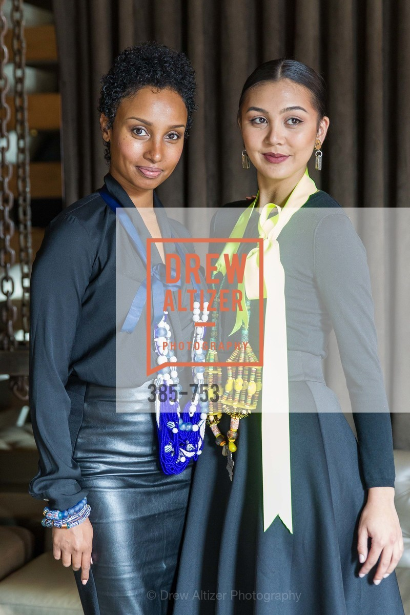 Senait Mengstab, Natalie Reclosado, INSPIRED LUXE Launch Party Hosted by Denise Bradley Tyson, US, Matrix Fillmore, May 28th, 2015,Drew Altizer, Drew Altizer Photography, full-service agency, private events, San Francisco photographer, photographer california