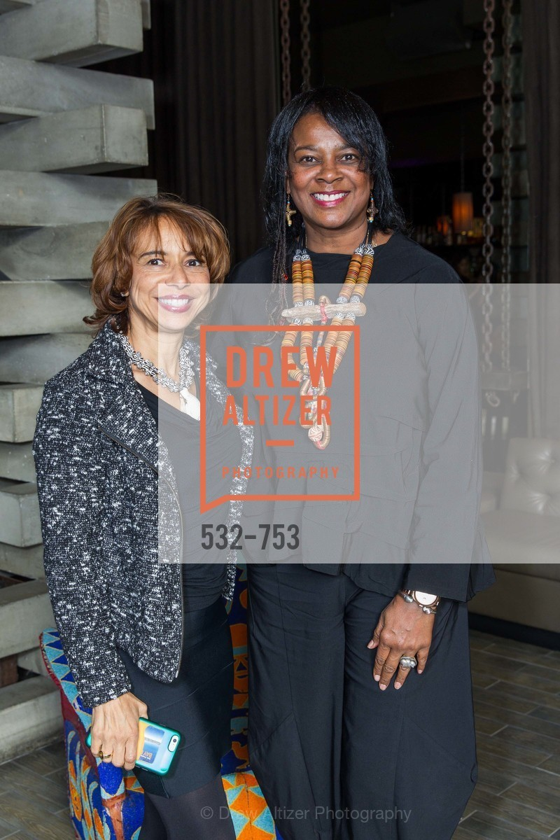 Carla Foster, Vicki Hughes, INSPIRED LUXE Launch Party Hosted by Denise Bradley Tyson, US, Matrix Fillmore, May 28th, 2015,Drew Altizer, Drew Altizer Photography, full-service agency, private events, San Francisco photographer, photographer california