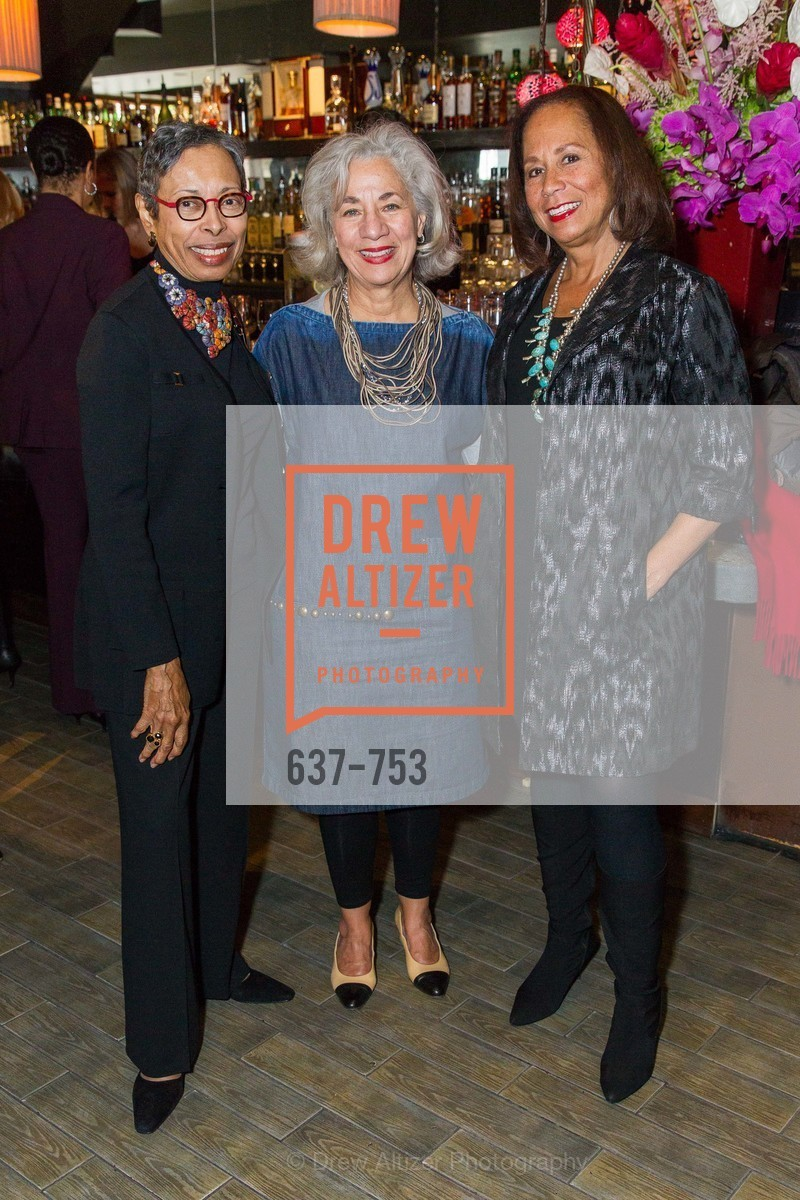 Greta Clarke Wims, Peggy Forbes, Schyleen Qualls, INSPIRED LUXE Launch Party Hosted by Denise Bradley Tyson, US, Matrix Fillmore, May 28th, 2015,Drew Altizer, Drew Altizer Photography, full-service agency, private events, San Francisco photographer, photographer california