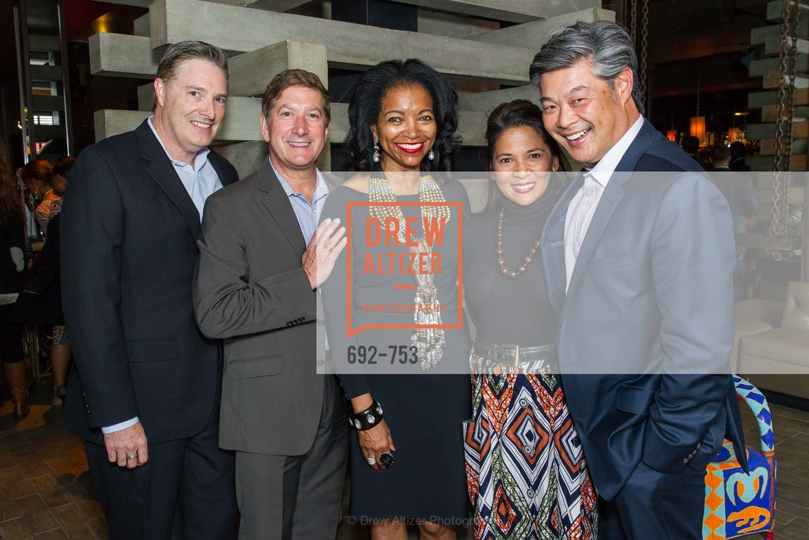 David Jones, Joe D'Alessandro, Denise Bradley Tyson, Darlene Fong, Rodney Fong, INSPIRED LUXE Launch Party Hosted by Denise Bradley Tyson, US, May 28th, 2015,Drew Altizer, Drew Altizer Photography, full-service agency, private events, San Francisco photographer, photographer california