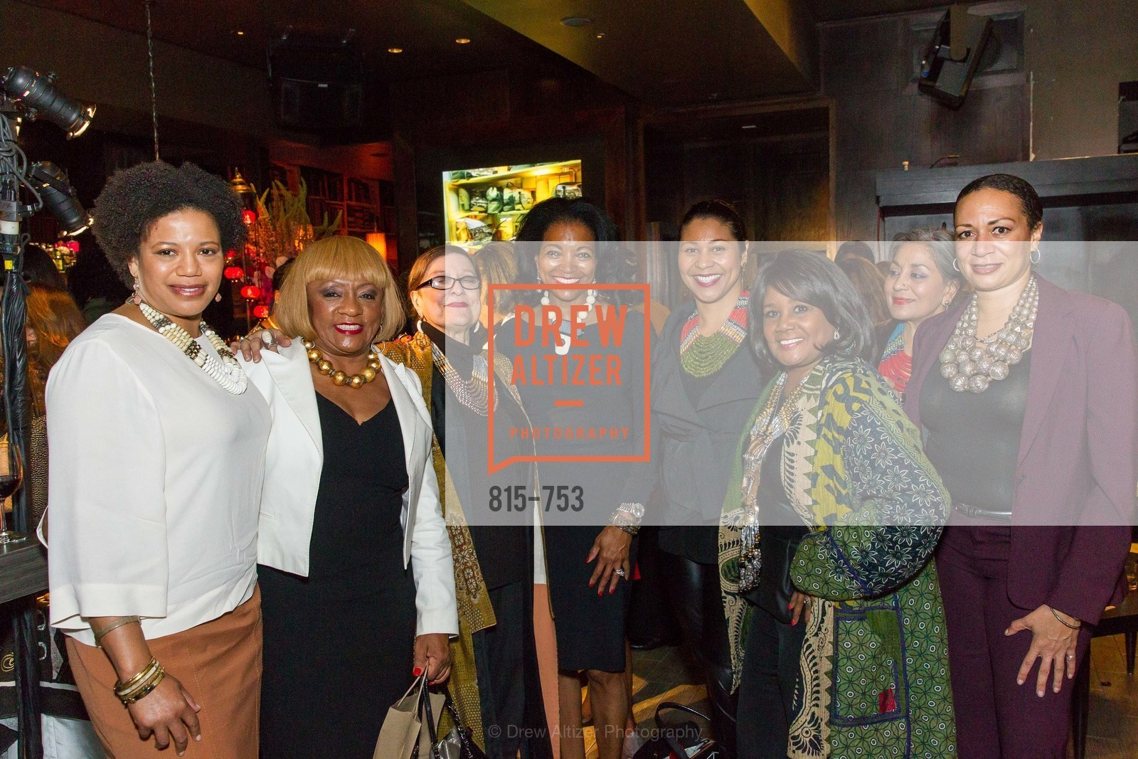 Yvette Hollingsworth, Brenda Wright, Masha Archer, Denise Bradley Tyson, London Breed, Carolyn Tyler, Dierdre Levington, INSPIRED LUXE Launch Party Hosted by Denise Bradley Tyson, US, May 28th, 2015,Drew Altizer, Drew Altizer Photography, full-service agency, private events, San Francisco photographer, photographer california