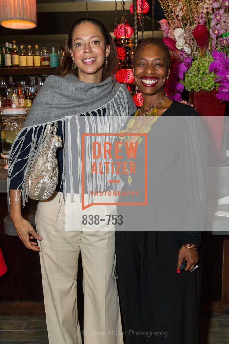 Dorian Webb, Corinthia Peoples, INSPIRED LUXE Launch Party Hosted by Denise Bradley Tyson, US, Matrix Fillmore, May 28th, 2015,Drew Altizer, Drew Altizer Photography, full-service agency, private events, San Francisco photographer, photographer california