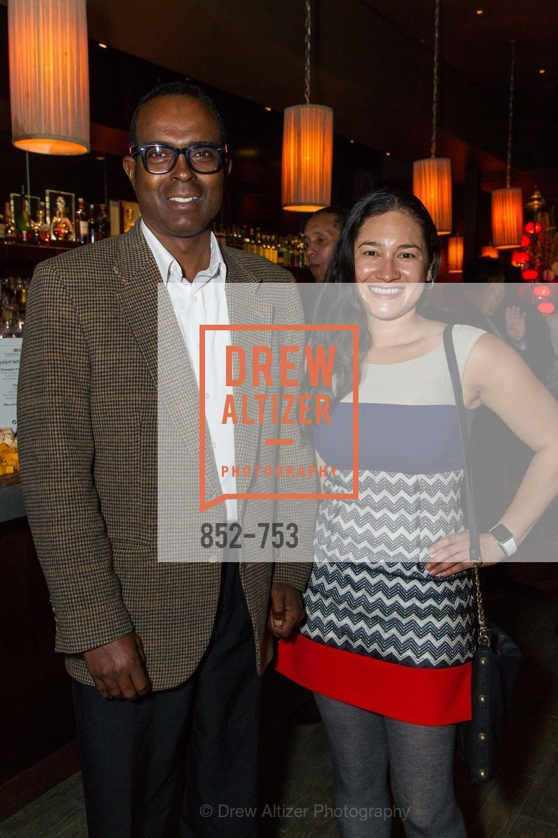 Robert Bradley, Nicole Garcia, INSPIRED LUXE Launch Party Hosted by Denise Bradley Tyson, US, Matrix Fillmore, May 28th, 2015,Drew Altizer, Drew Altizer Photography, full-service agency, private events, San Francisco photographer, photographer california