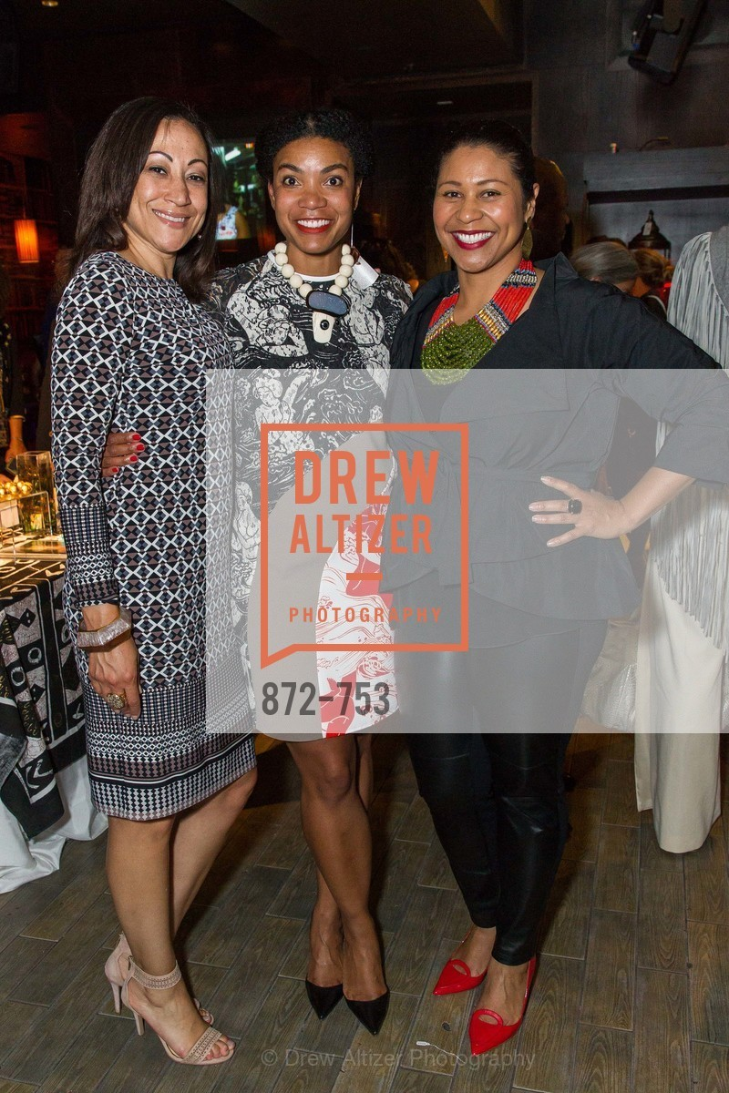 Jennifer Madden, Sherri McMullen, London Breed, INSPIRED LUXE Launch Party Hosted by Denise Bradley Tyson, US, Matrix Fillmore, May 28th, 2015,Drew Altizer, Drew Altizer Photography, full-service agency, private events, San Francisco photographer, photographer california