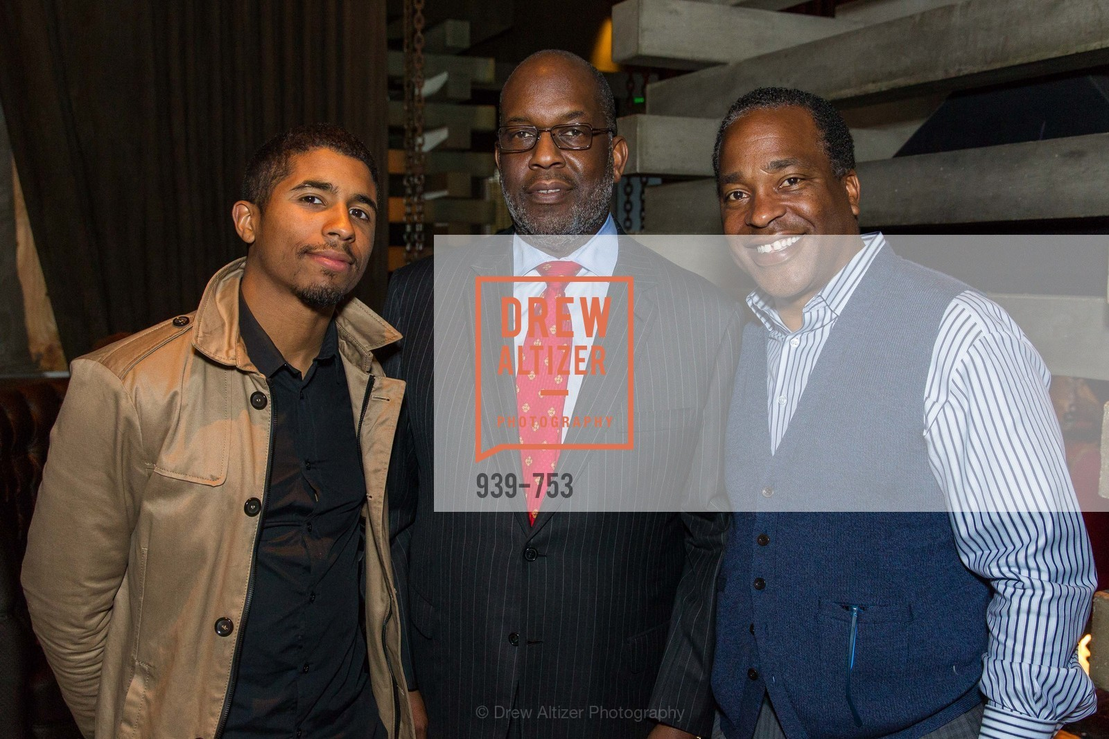 Chris Lyons, Bernard Tyson, INSPIRED LUXE Launch Party Hosted by Denise Bradley Tyson, US, Matrix Fillmore, May 28th, 2015,Drew Altizer, Drew Altizer Photography, full-service agency, private events, San Francisco photographer, photographer california