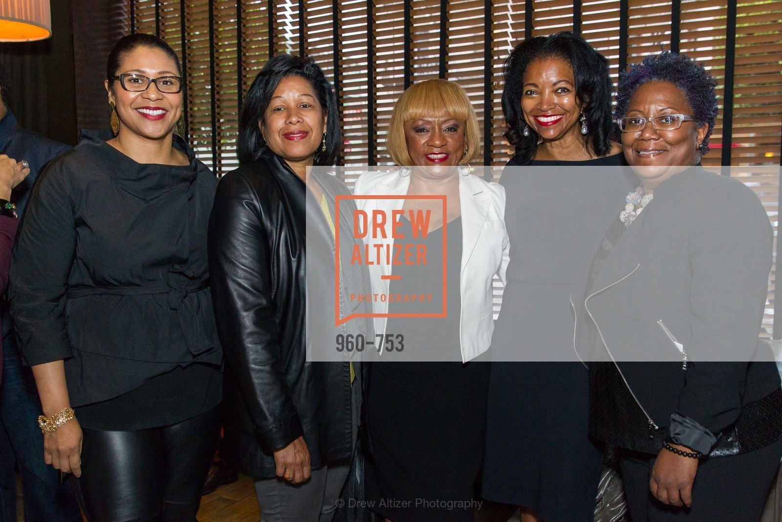 London Breed, Kimberly Brandon, Brenda Wright, Denise Bradley Tyson, Joyce Dyson, INSPIRED LUXE Launch Party Hosted by Denise Bradley Tyson, US, Matrix Fillmore, May 28th, 2015,Drew Altizer, Drew Altizer Photography, full-service agency, private events, San Francisco photographer, photographer california