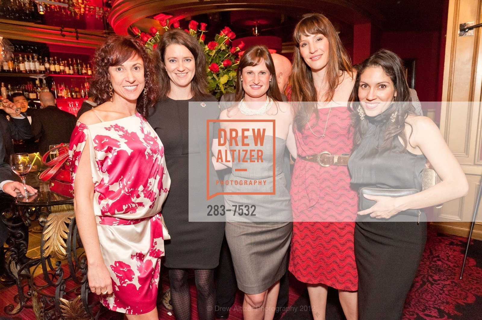 Tina Deeb, Kirsten Strobel, Carol Morganstern. Kirsten Skipper, Maria Anguiano, Photo #283-7532