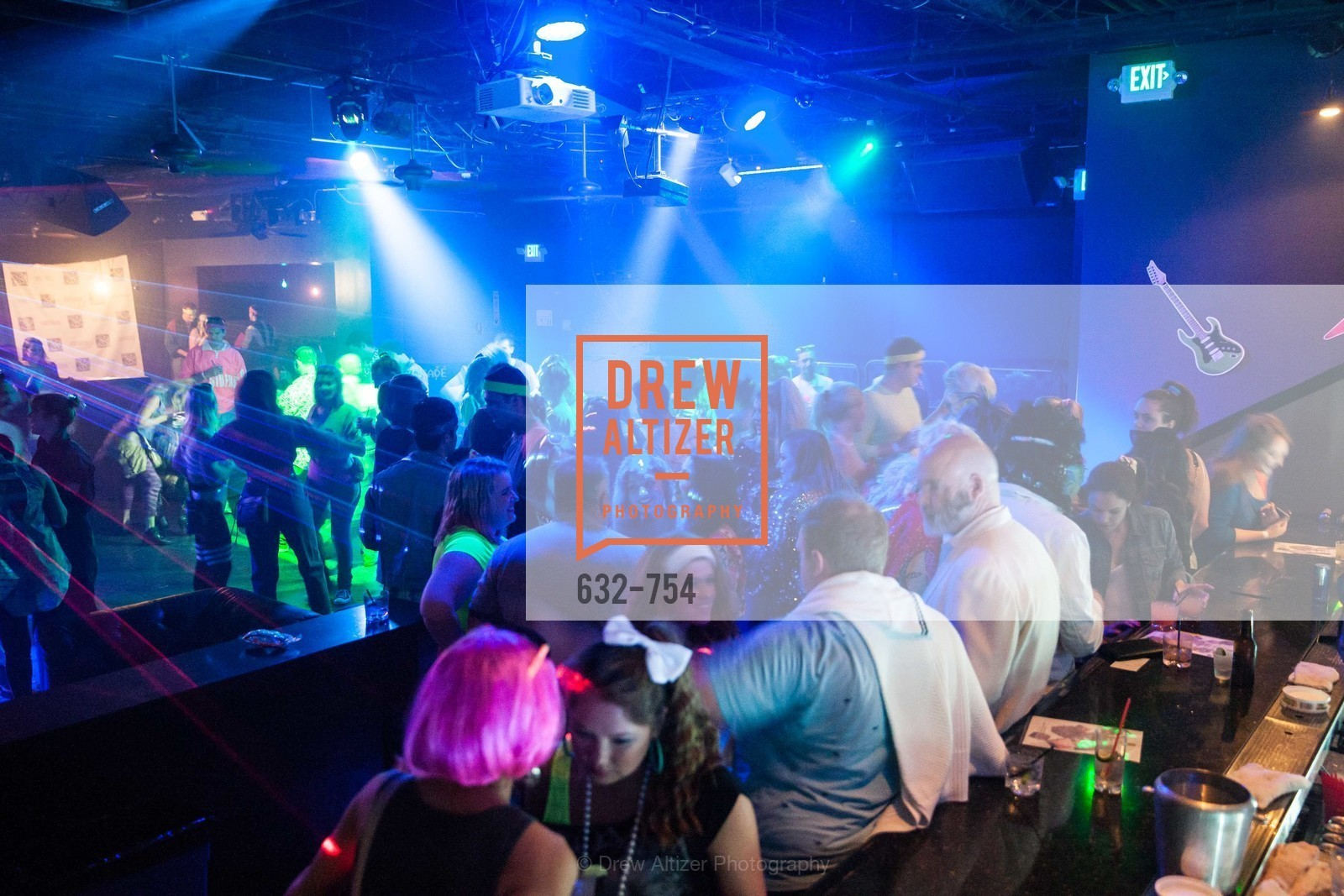 Atmosphere, SPINSTERS OF SAN FRANCISCO Party Like It's 1985 Charity Party, US, Fort One Bar & Lounge. 2801 Leavenworth St, May 30th, 2015,Drew Altizer, Drew Altizer Photography, full-service agency, private events, San Francisco photographer, photographer california