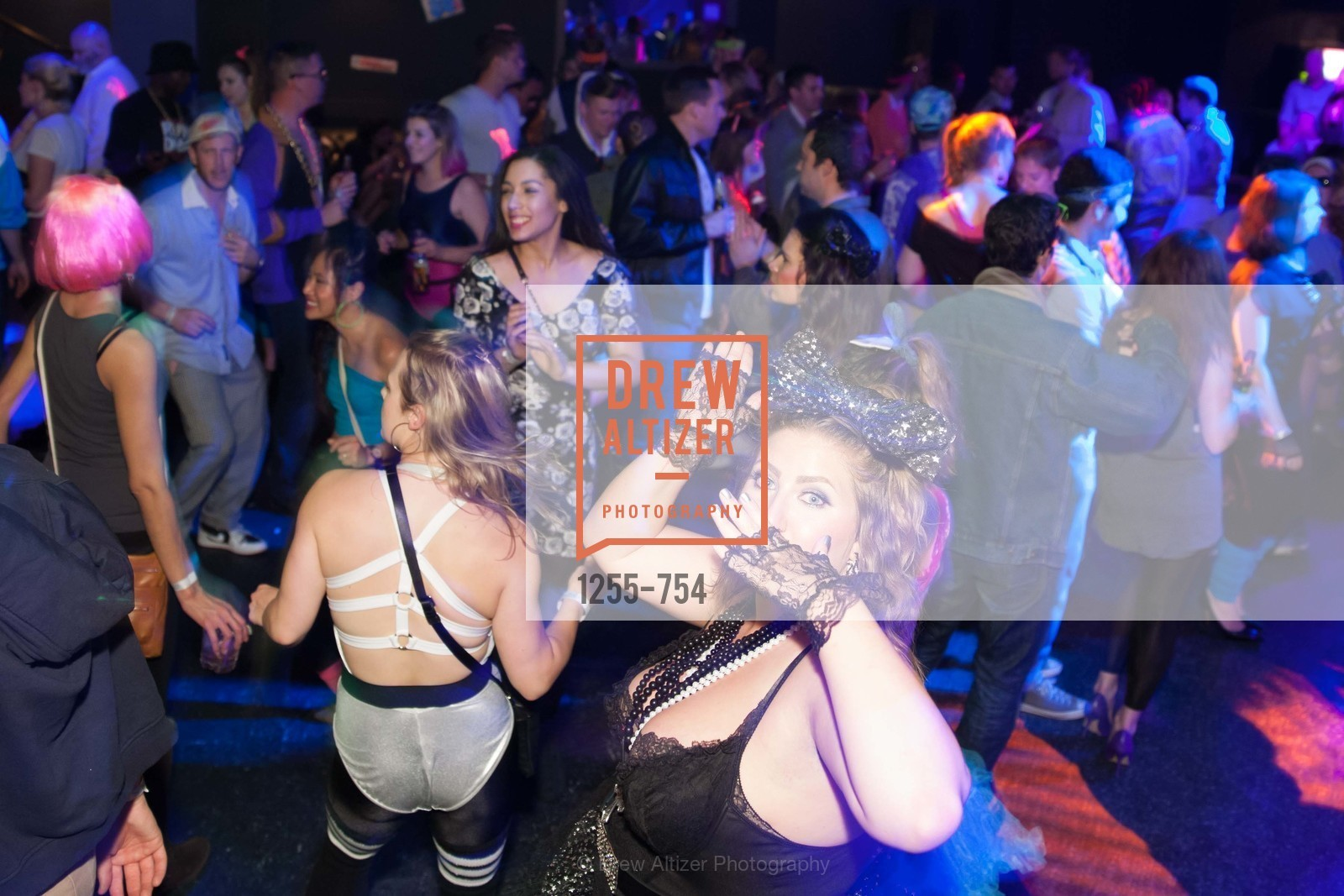 Atmosphere, SPINSTERS OF SAN FRANCISCO Party Like It's 1985 Charity Party, US, May 29th, 2015,Drew Altizer, Drew Altizer Photography, full-service agency, private events, San Francisco photographer, photographer california