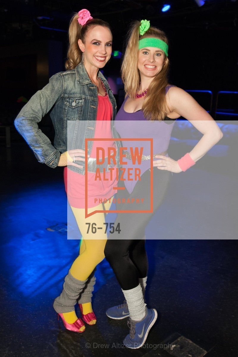 Michelle Bertino, Elizabeth Sgarella, SPINSTERS OF SAN FRANCISCO Party Like It's 1985 Charity Party, US, Fort One Bar & Lounge. 2801 Leavenworth St, May 30th, 2015,Drew Altizer, Drew Altizer Photography, full-service agency, private events, San Francisco photographer, photographer california
