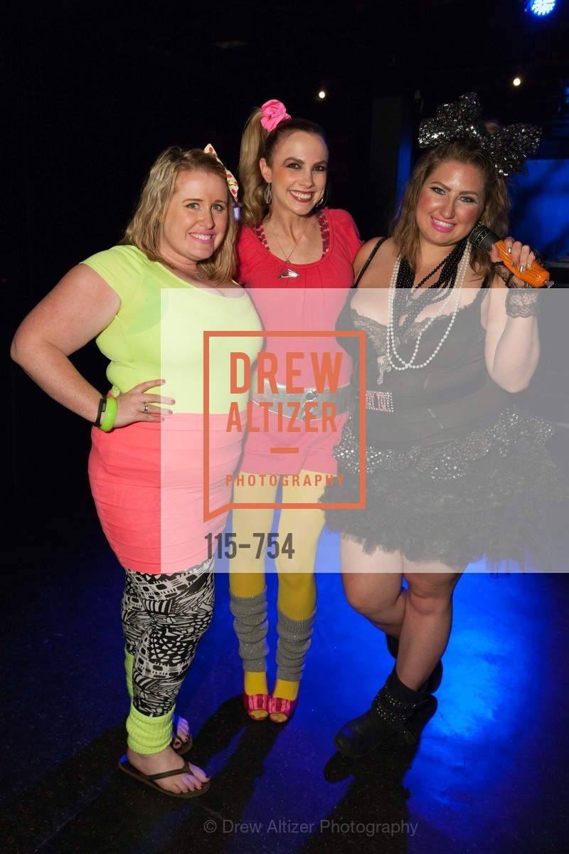 Eryn Golden, Michelle Bertino, Annie Benisch, SPINSTERS OF SAN FRANCISCO Party Like It's 1985 Charity Party, US, Fort One Bar & Lounge. 2801 Leavenworth St, May 30th, 2015,Drew Altizer, Drew Altizer Photography, full-service agency, private events, San Francisco photographer, photographer california