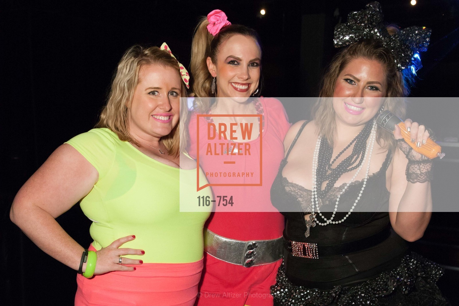 Eryn Golden, Michelle Bertino, Annie Benisch, SPINSTERS OF SAN FRANCISCO Party Like It's 1985 Charity Party, US, May 29th, 2015,Drew Altizer, Drew Altizer Photography, full-service agency, private events, San Francisco photographer, photographer california