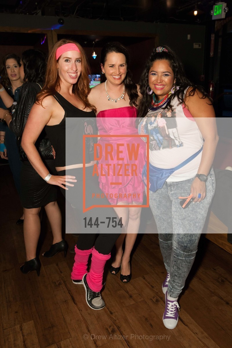 Casey Green, Kristen Leep, Deyanira Medina, SPINSTERS OF SAN FRANCISCO Party Like It's 1985 Charity Party, US, May 29th, 2015,Drew Altizer, Drew Altizer Photography, full-service agency, private events, San Francisco photographer, photographer california