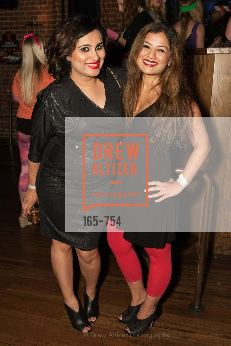 Teesta Kaur, Priya Saiprasad, SPINSTERS OF SAN FRANCISCO Party Like It's 1985 Charity Party, US, May 29th, 2015,Drew Altizer, Drew Altizer Photography, full-service agency, private events, San Francisco photographer, photographer california
