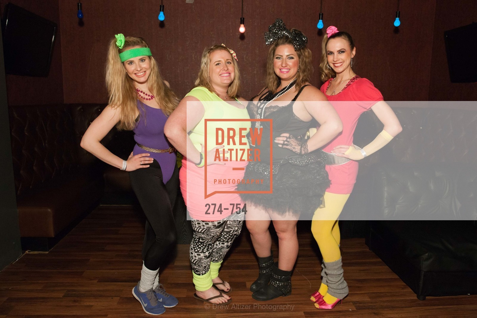 Elizabeth Sgarrella, Eryn Golden, Annie Benisch, Michelle Bertino, SPINSTERS OF SAN FRANCISCO Party Like It's 1985 Charity Party, US, May 29th, 2015,Drew Altizer, Drew Altizer Photography, full-service agency, private events, San Francisco photographer, photographer california