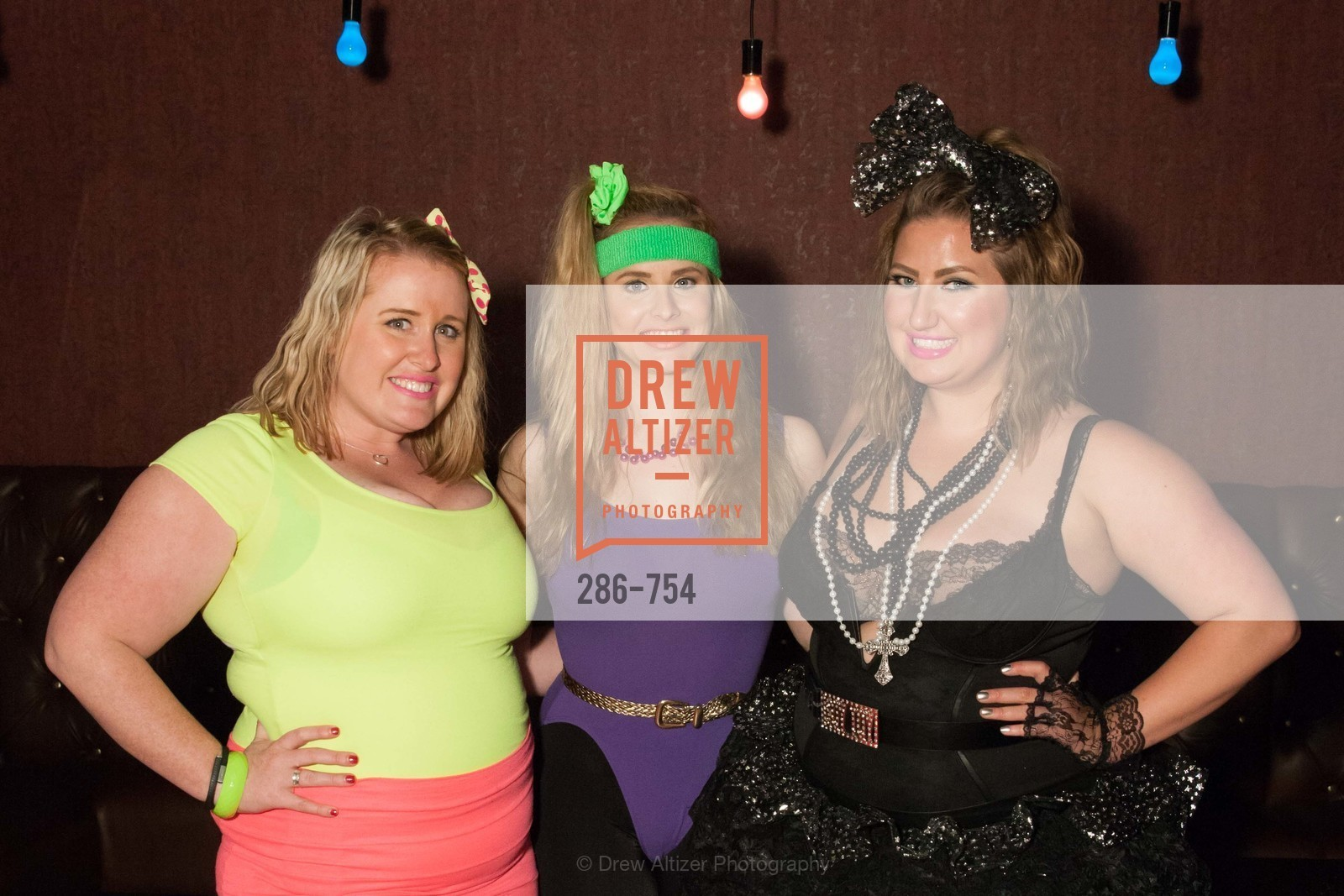 Eryn Golden, Elizabeth Sgarrella, Annice Benisch, SPINSTERS OF SAN FRANCISCO Party Like It's 1985 Charity Party, US, May 29th, 2015,Drew Altizer, Drew Altizer Photography, full-service agency, private events, San Francisco photographer, photographer california