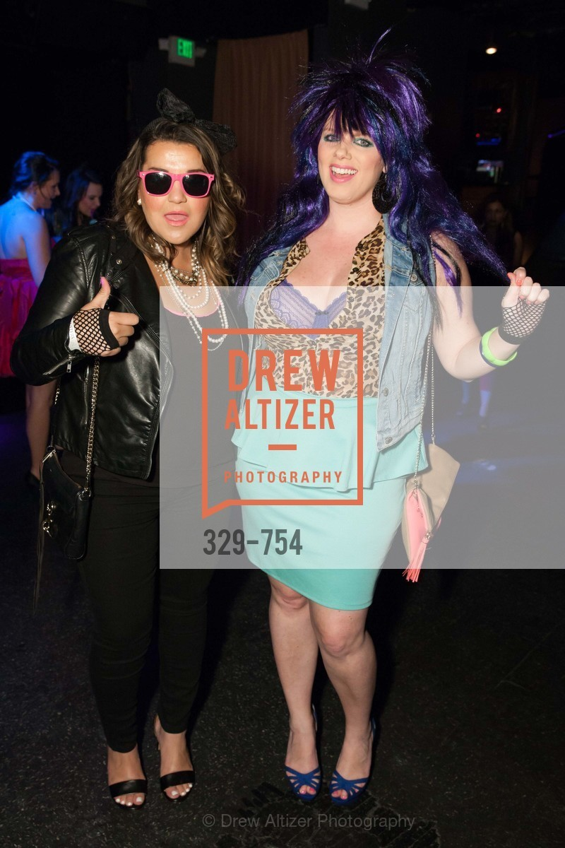 Andrea Valencia, Elizabeth Wilson, SPINSTERS OF SAN FRANCISCO Party Like It's 1985 Charity Party, US, May 29th, 2015,Drew Altizer, Drew Altizer Photography, full-service agency, private events, San Francisco photographer, photographer california