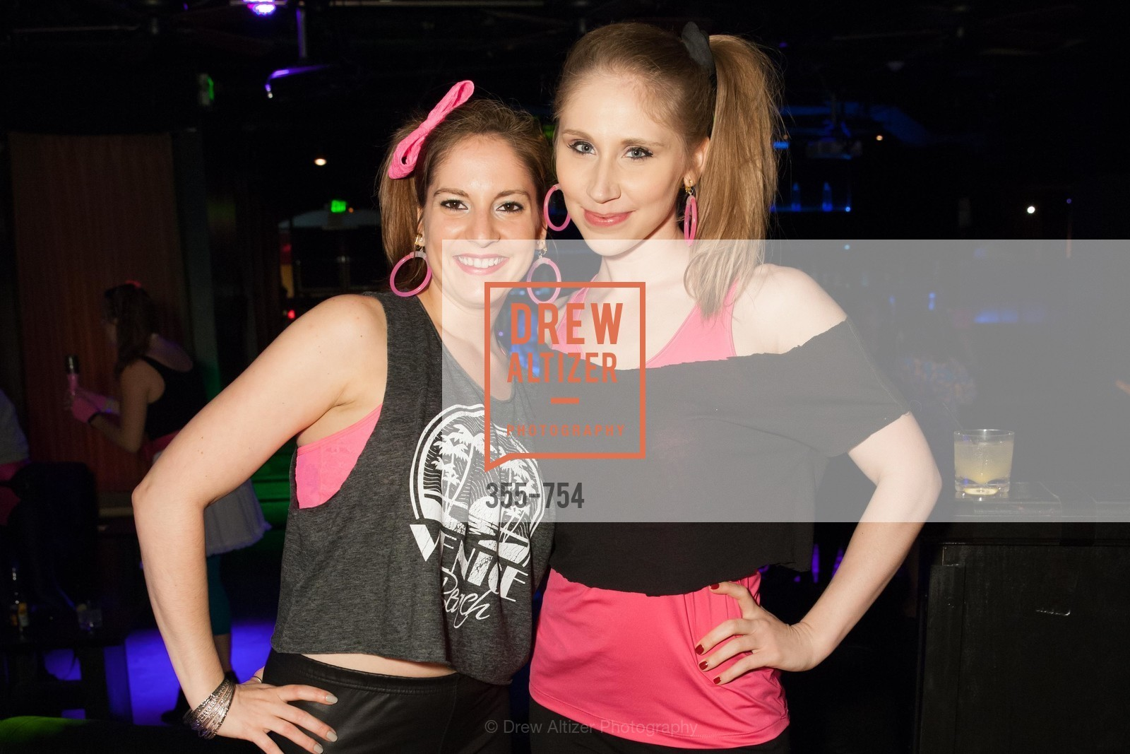 Sarah Frey, Danielle Stubrud, SPINSTERS OF SAN FRANCISCO Party Like It's 1985 Charity Party, US, May 29th, 2015,Drew Altizer, Drew Altizer Photography, full-service agency, private events, San Francisco photographer, photographer california