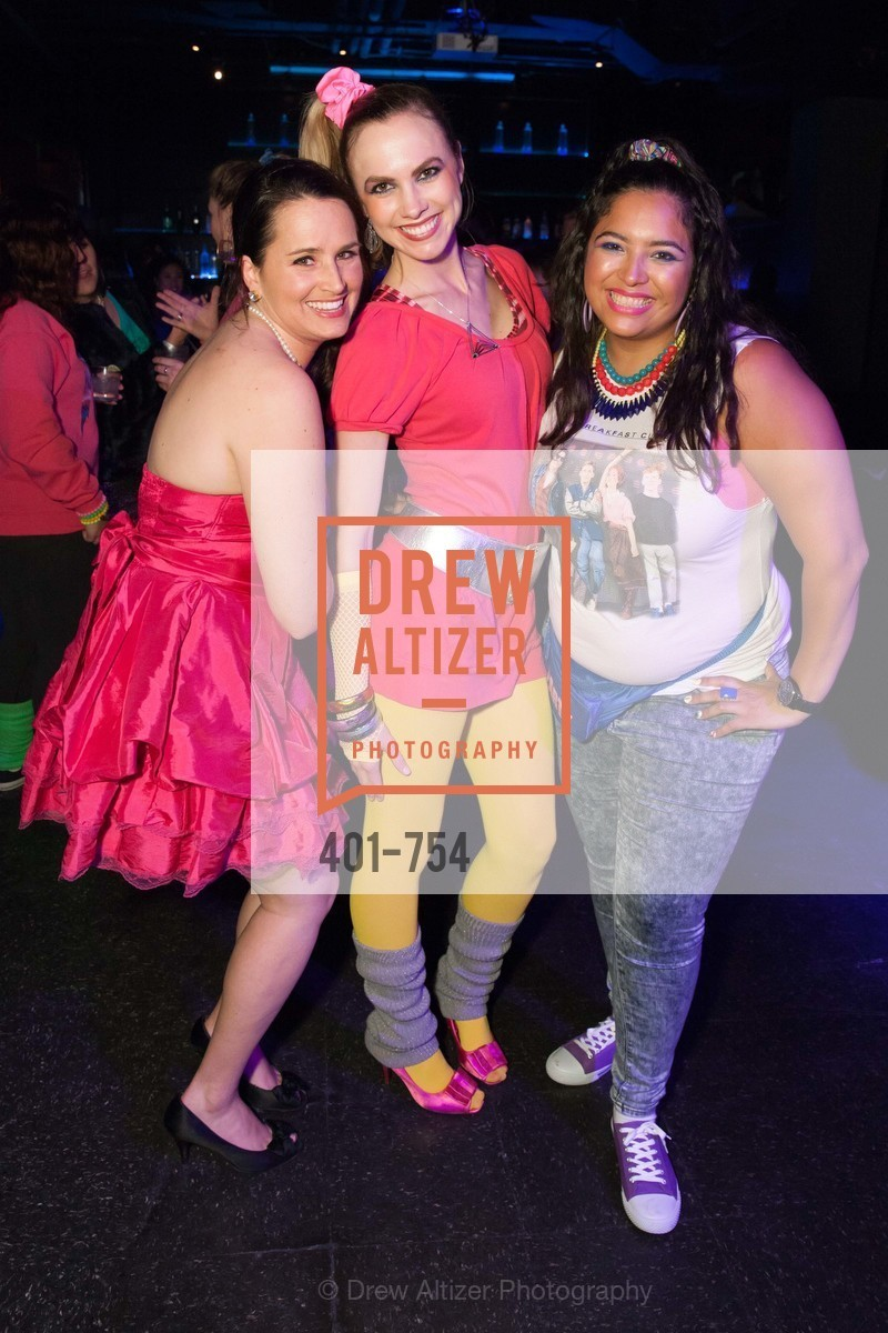 Kristen Leep, Michelle Bertino, Deyanira Medina, SPINSTERS OF SAN FRANCISCO Party Like It's 1985 Charity Party, US, May 29th, 2015,Drew Altizer, Drew Altizer Photography, full-service agency, private events, San Francisco photographer, photographer california