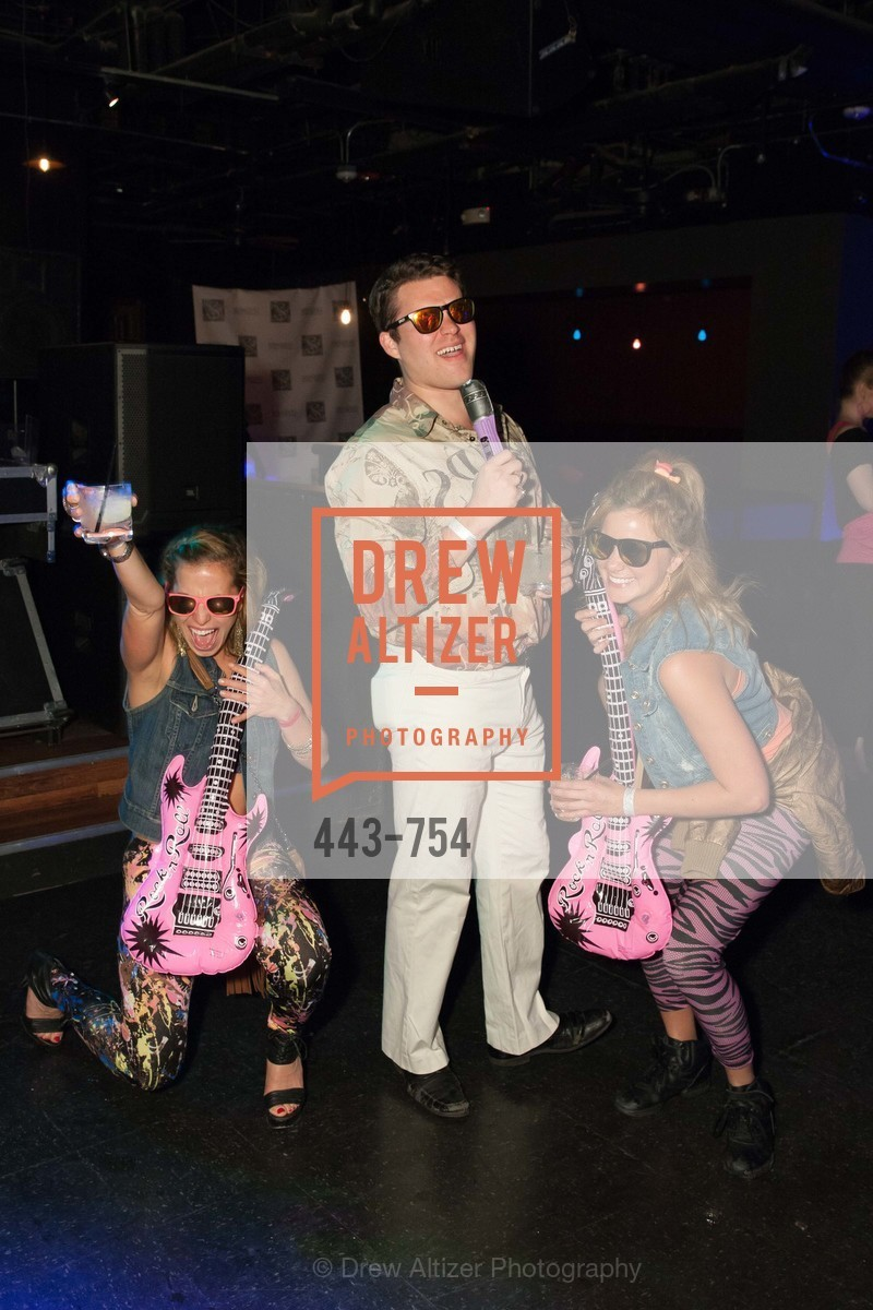 Sawyer Erjamen, Loran Logie, SPINSTERS OF SAN FRANCISCO Party Like It's 1985 Charity Party, US, Fort One Bar & Lounge. 2801 Leavenworth St, May 30th, 2015,Drew Altizer, Drew Altizer Photography, full-service agency, private events, San Francisco photographer, photographer california