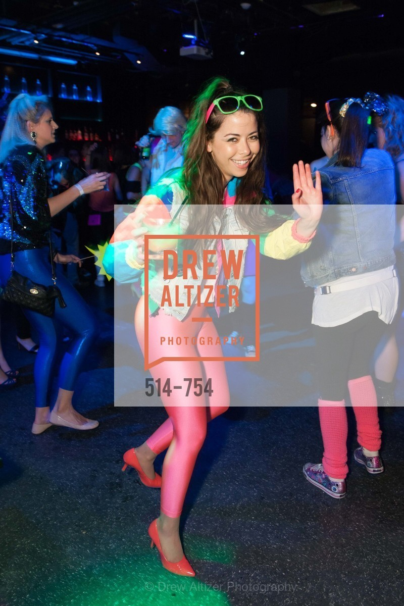 Kaley Diamond, SPINSTERS OF SAN FRANCISCO Party Like It's 1985 Charity Party, US, May 29th, 2015,Drew Altizer, Drew Altizer Photography, full-service agency, private events, San Francisco photographer, photographer california