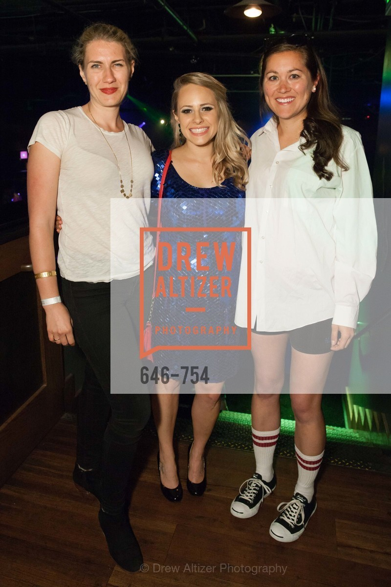 Sarah Hughes, Karen Snider, Allison Hughes, SPINSTERS OF SAN FRANCISCO Party Like It's 1985 Charity Party, US, May 29th, 2015,Drew Altizer, Drew Altizer Photography, full-service agency, private events, San Francisco photographer, photographer california