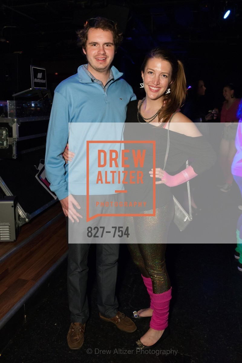 Adam Fishel, Julia Allyn, SPINSTERS OF SAN FRANCISCO Party Like It's 1985 Charity Party, US, Fort One Bar & Lounge. 2801 Leavenworth St, May 30th, 2015,Drew Altizer, Drew Altizer Photography, full-service agency, private events, San Francisco photographer, photographer california