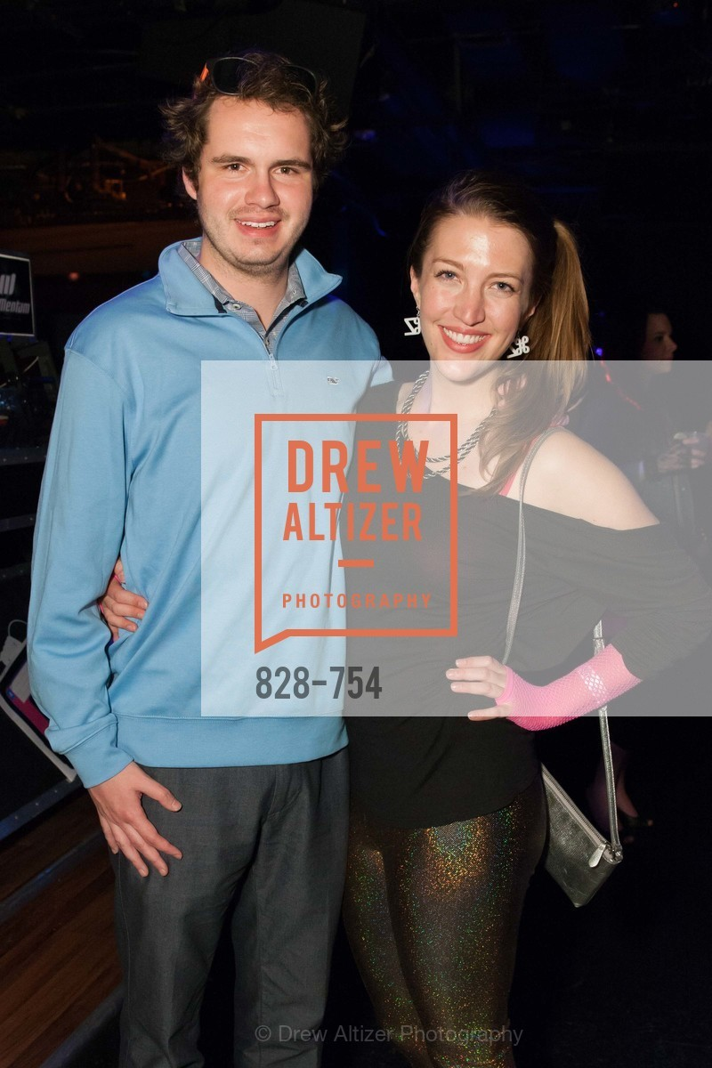Adam Fishel, Julia Allyn, SPINSTERS OF SAN FRANCISCO Party Like It's 1985 Charity Party, US, May 29th, 2015,Drew Altizer, Drew Altizer Photography, full-service agency, private events, San Francisco photographer, photographer california