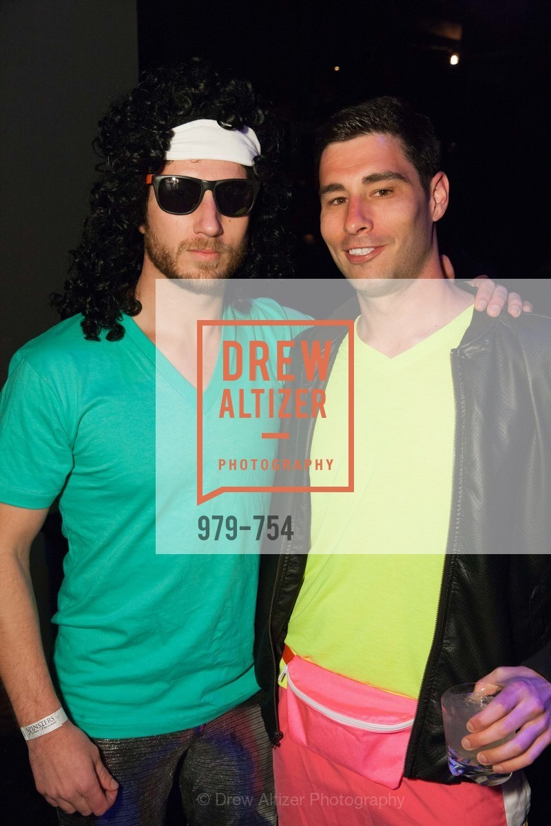 Stephen Packay, Nathan Packay, SPINSTERS OF SAN FRANCISCO Party Like It's 1985 Charity Party, US, Fort One Bar & Lounge. 2801 Leavenworth St, May 30th, 2015,Drew Altizer, Drew Altizer Photography, full-service agency, private events, San Francisco photographer, photographer california