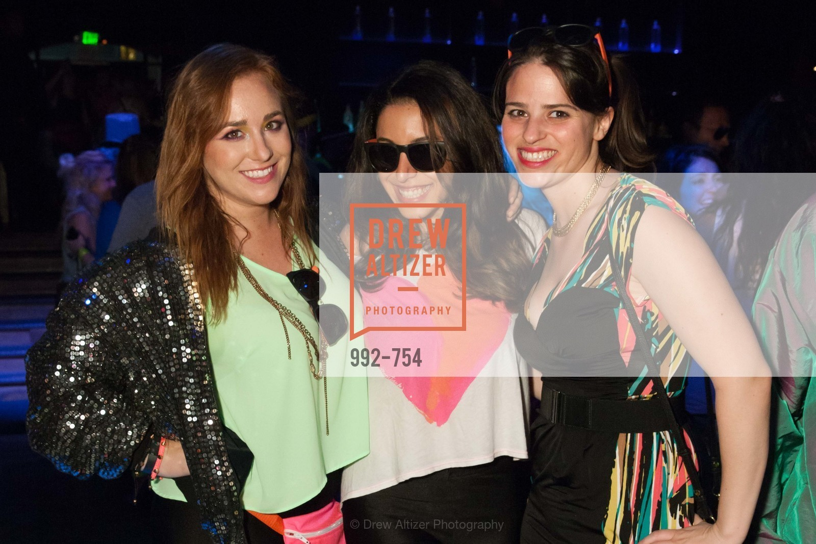 Andrea Marquis, Roxanna Aliavadi, Bailey Douglass, SPINSTERS OF SAN FRANCISCO Party Like It's 1985 Charity Party, US, May 29th, 2015,Drew Altizer, Drew Altizer Photography, full-service agency, private events, San Francisco photographer, photographer california
