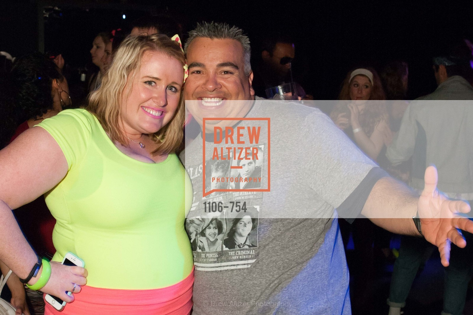 Eryn Golden, Andre Velasquez, SPINSTERS OF SAN FRANCISCO Party Like It's 1985 Charity Party, US, May 29th, 2015,Drew Altizer, Drew Altizer Photography, full-service agency, private events, San Francisco photographer, photographer california