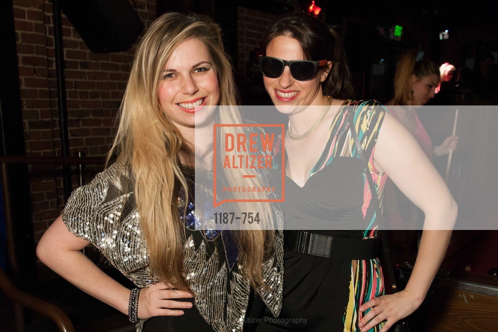 Camille Schmidt, Bailey Douglass, SPINSTERS OF SAN FRANCISCO Party Like It's 1985 Charity Party, US, Fort One Bar & Lounge. 2801 Leavenworth St, May 30th, 2015,Drew Altizer, Drew Altizer Photography, full-service agency, private events, San Francisco photographer, photographer california