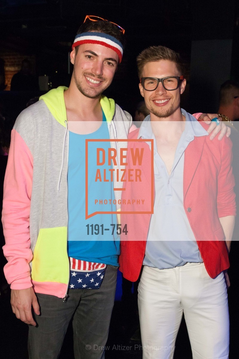 Jacob Thomas Meyer, Alex Jones, SPINSTERS OF SAN FRANCISCO Party Like It's 1985 Charity Party, US, Fort One Bar & Lounge. 2801 Leavenworth St, May 30th, 2015,Drew Altizer, Drew Altizer Photography, full-service agency, private events, San Francisco photographer, photographer california