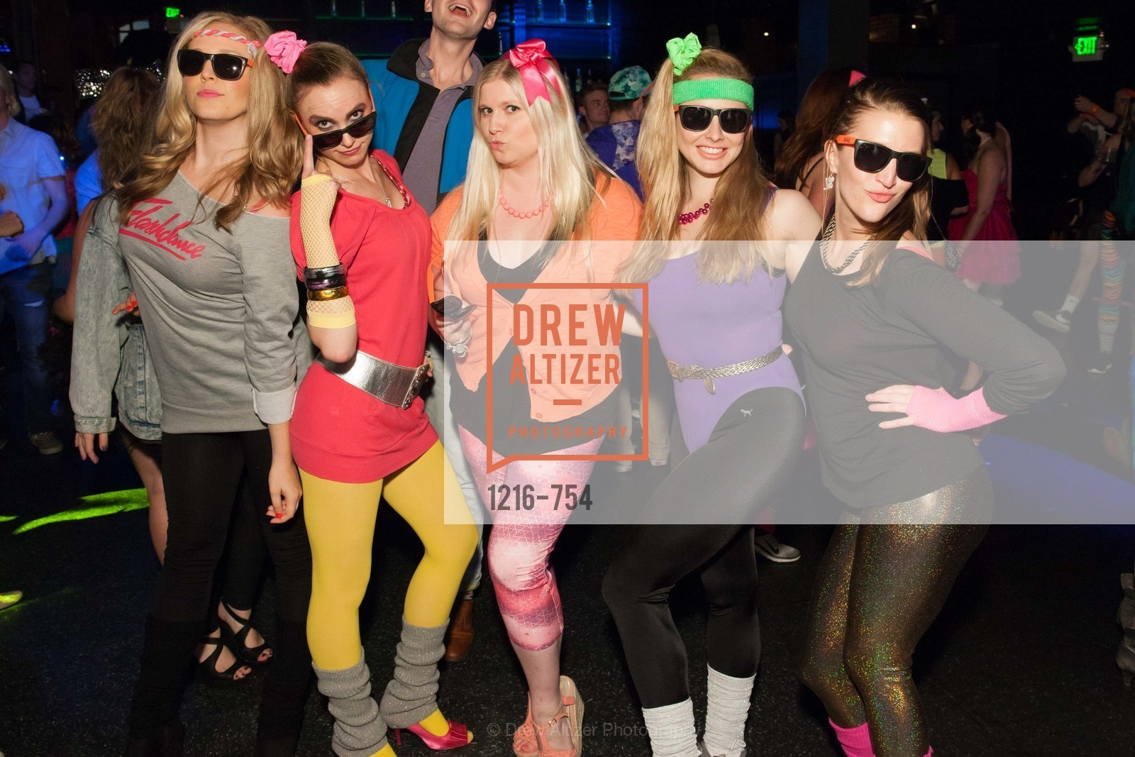 Cambria Steel, Michelle Bertino, Summer McCormick, Elizabeth Sgarrella, SPINSTERS OF SAN FRANCISCO Party Like It's 1985 Charity Party, US, Fort One Bar & Lounge. 2801 Leavenworth St, May 30th, 2015,Drew Altizer, Drew Altizer Photography, full-service agency, private events, San Francisco photographer, photographer california