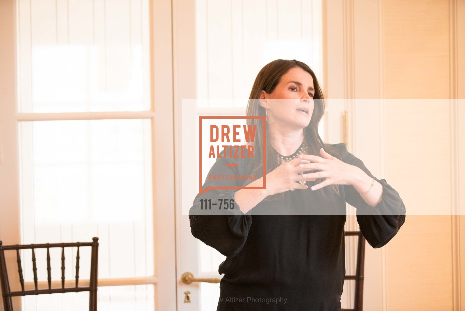 Julia Ormond, FAIR TRADE USA:  Tapas, Sangria & Music, US. 223 Spruce St, May 30th, 2015,Drew Altizer, Drew Altizer Photography, full-service agency, private events, San Francisco photographer, photographer california