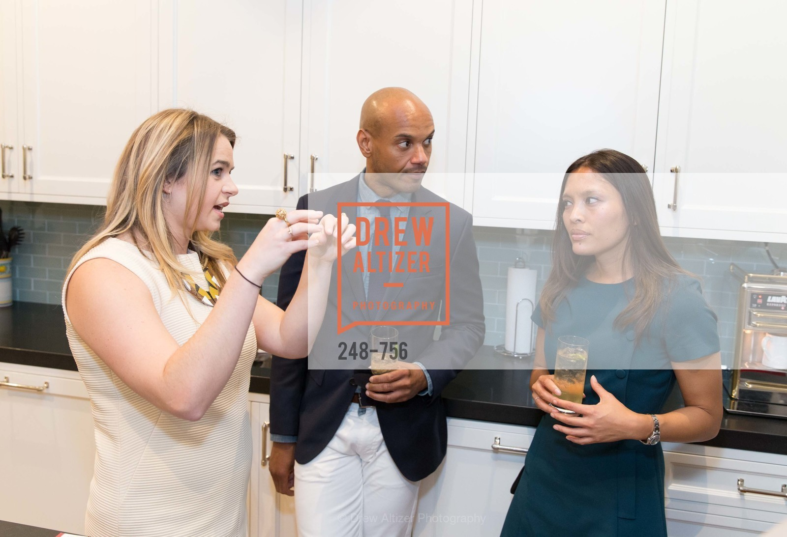 Meagan Tenety, Roderic Seymore, Kristine Young, FAIR TRADE USA:  Tapas, Sangria & Music, US. 223 Spruce St, May 30th, 2015,Drew Altizer, Drew Altizer Photography, full-service agency, private events, San Francisco photographer, photographer california