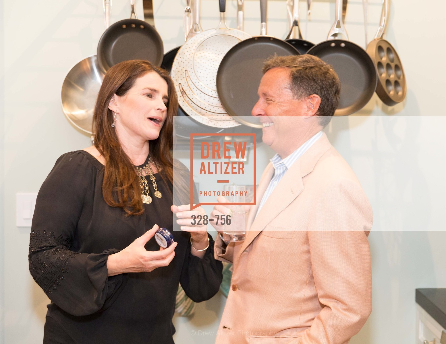 Julia Ormond, Chris Jones, FAIR TRADE USA:  Tapas, Sangria & Music, US, May 30th, 2015,Drew Altizer, Drew Altizer Photography, full-service agency, private events, San Francisco photographer, photographer california