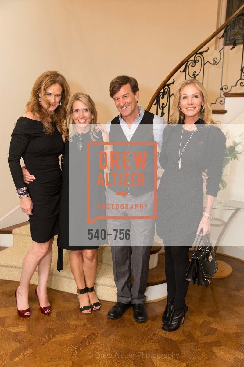 Sukey Forbes, Jennifer Walske, Paul Rice, Rosemary Baker, FAIR TRADE USA:  Tapas, Sangria & Music, US. 223 Spruce St, May 30th, 2015,Drew Altizer, Drew Altizer Photography, full-service agency, private events, San Francisco photographer, photographer california