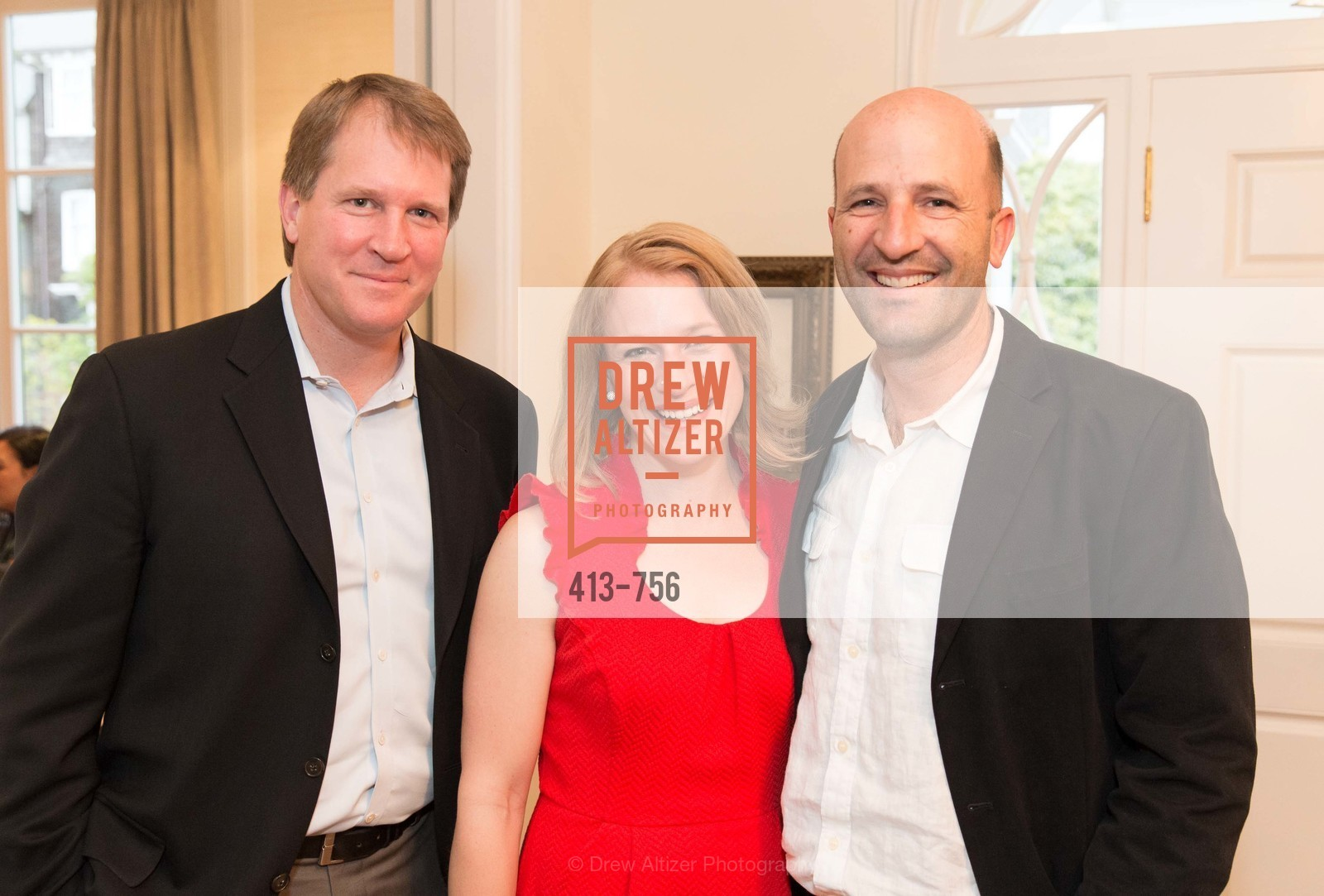 Don Shaffer, Sara Ellis Conant, Rob Conant, FAIR TRADE USA:  Tapas, Sangria & Music, US. 223 Spruce St, May 30th, 2015,Drew Altizer, Drew Altizer Photography, full-service agency, private events, San Francisco photographer, photographer california