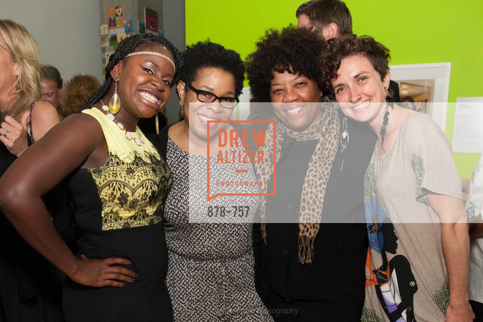 Rachel Solstice, Regina Solstice, Calenthia Crowdy, Joanna Shank, HOMELESS PRENATAL PROGRAM Our House, Our Mission Gala, Homeless Prenatal Program. 2500 18th St, May 31st, 2015,Drew Altizer, Drew Altizer Photography, full-service agency, private events, San Francisco photographer, photographer california