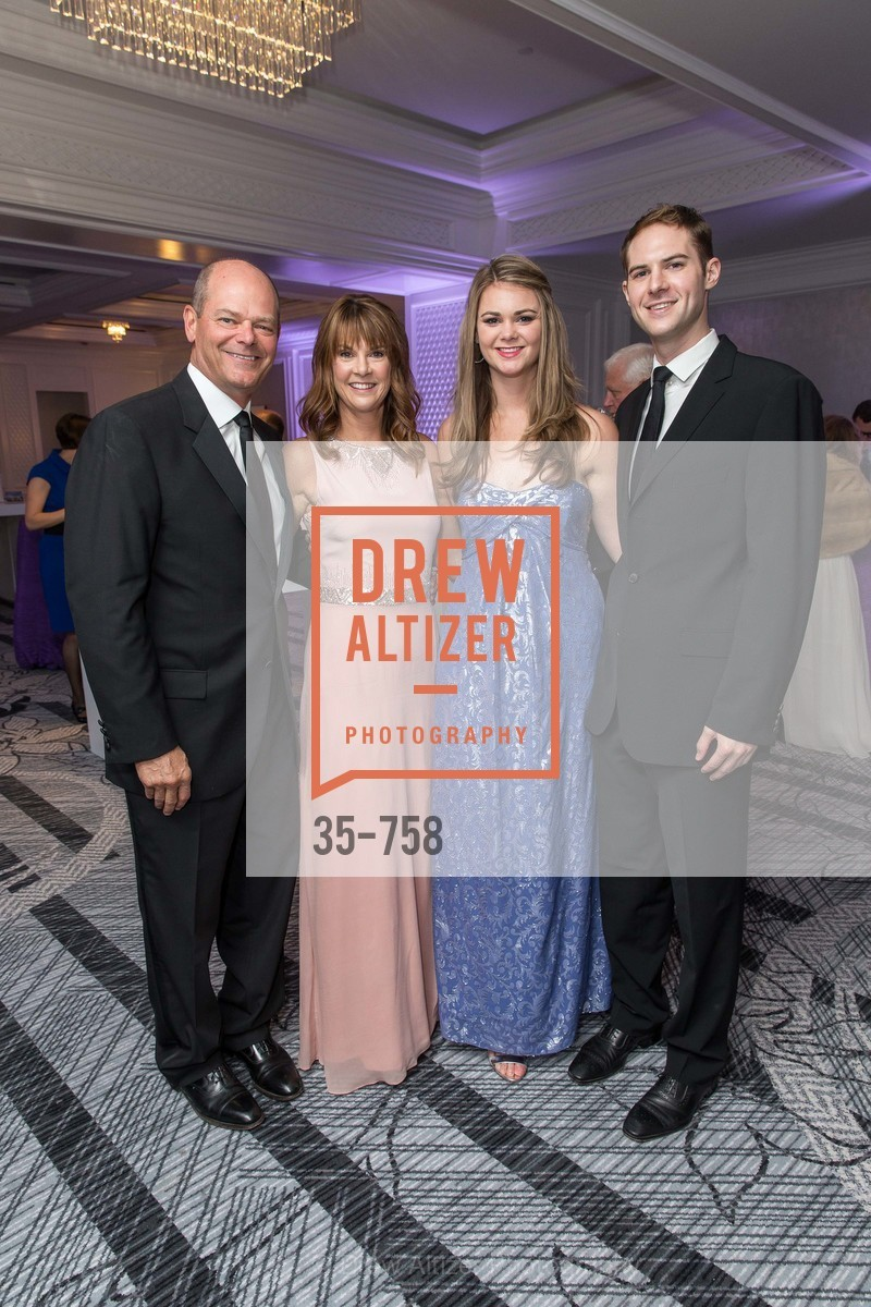Bret Sisney, Carol Sisney, Kelly Sisney, Brian Sisney, JUVENILE DIABETES RESEARCH FOUNDATION  Hope Gala, US, May 30th, 2015,Drew Altizer, Drew Altizer Photography, full-service agency, private events, San Francisco photographer, photographer california