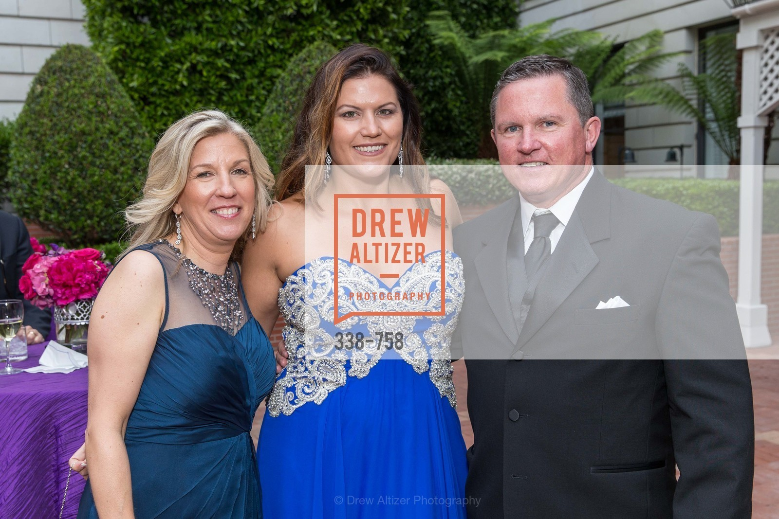 Linda Molnar, Heidi Peterson, Sean McGinn, JUVENILE DIABETES RESEARCH FOUNDATION  Hope Gala, US, May 30th, 2015,Drew Altizer, Drew Altizer Photography, full-service event agency, private events, San Francisco photographer, photographer California