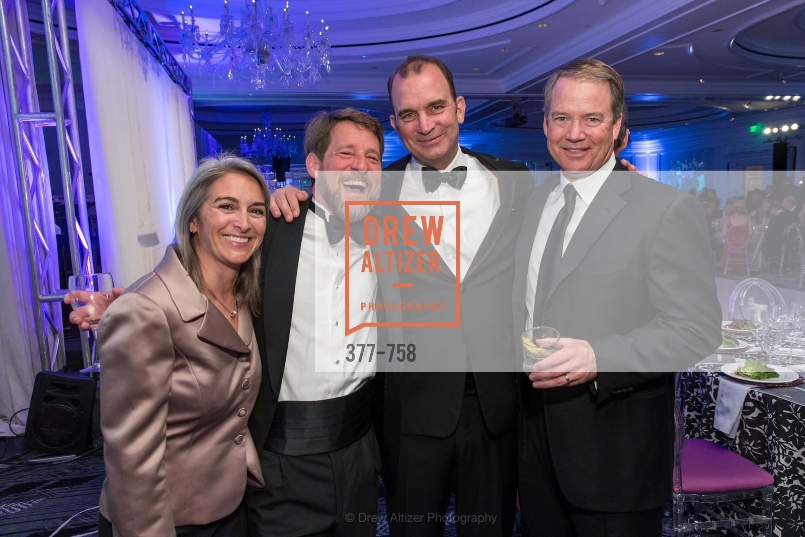 Michelle Saye, Jeff Saye, John Shrewberry, Steve Ellis, JUVENILE DIABETES RESEARCH FOUNDATION  Hope Gala, US, May 30th, 2015,Drew Altizer, Drew Altizer Photography, full-service agency, private events, San Francisco photographer, photographer california