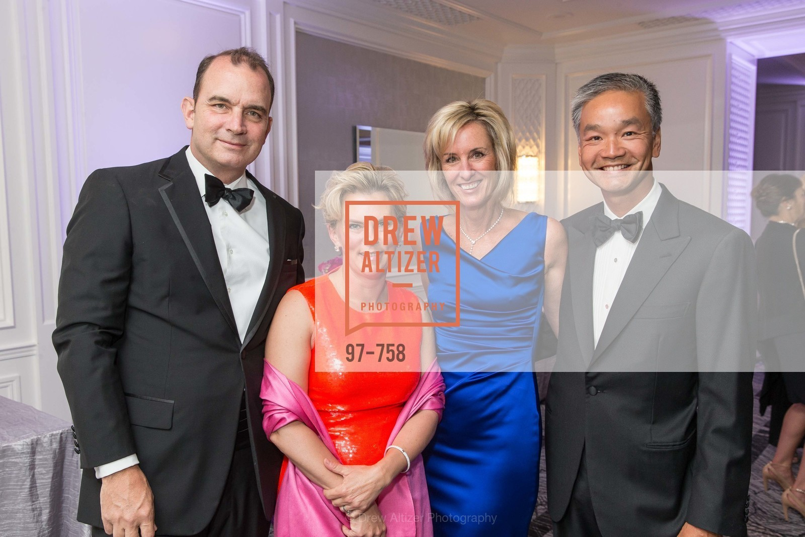 John Shrewberry, Ereca Miller, Gayda Chi, Charles Chi, JUVENILE DIABETES RESEARCH FOUNDATION  Hope Gala, US, May 30th, 2015,Drew Altizer, Drew Altizer Photography, full-service agency, private events, San Francisco photographer, photographer california